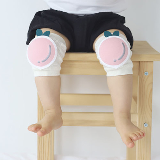Peach  Knee Protection Pads