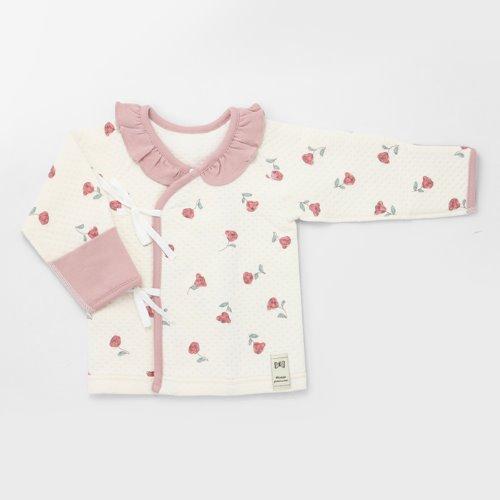 Romantic Rose Newborn Winter Top