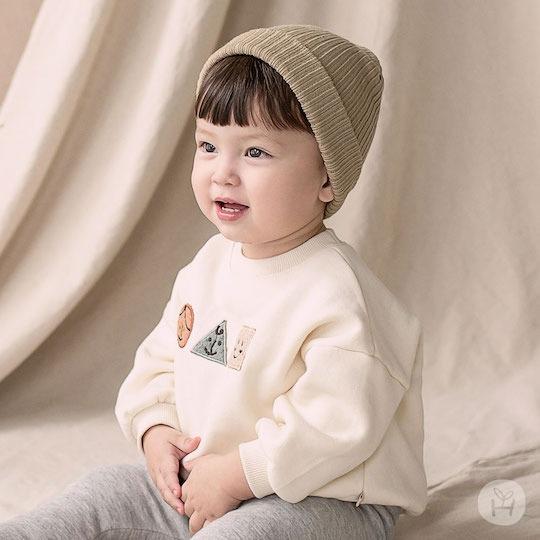 Georgia Fleece Lined Sweatshirt