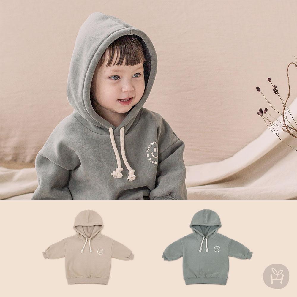 Kai Hood Fleece Lined Sweatshirt