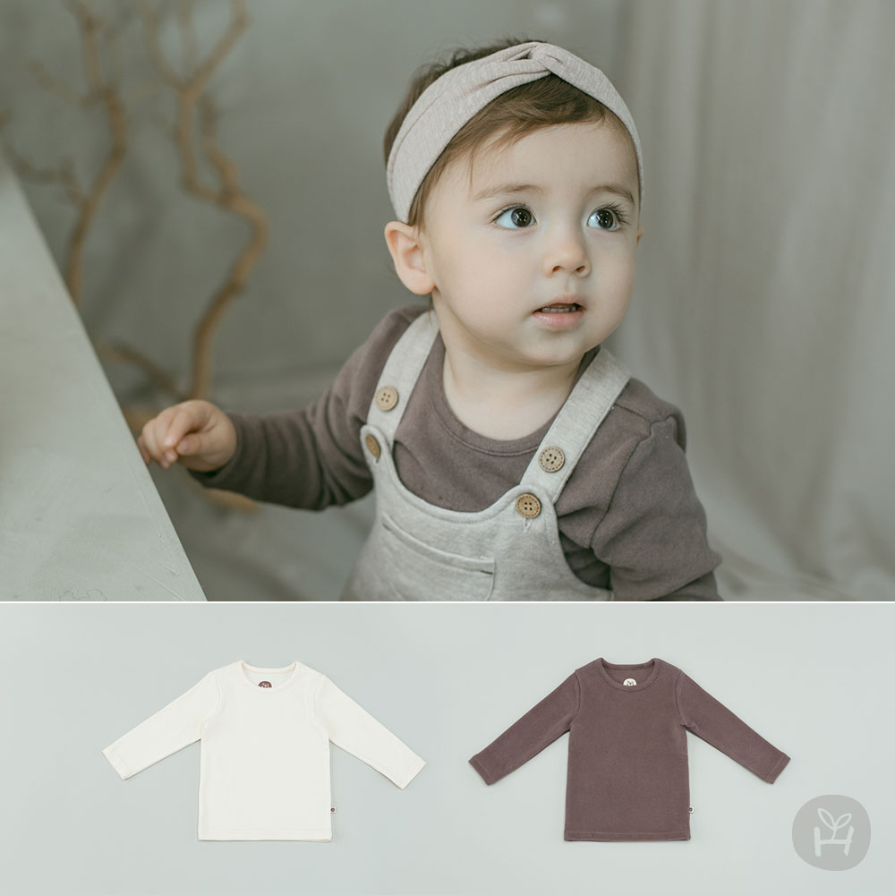 Claber Basic Baby Long Sleeve T-shirt