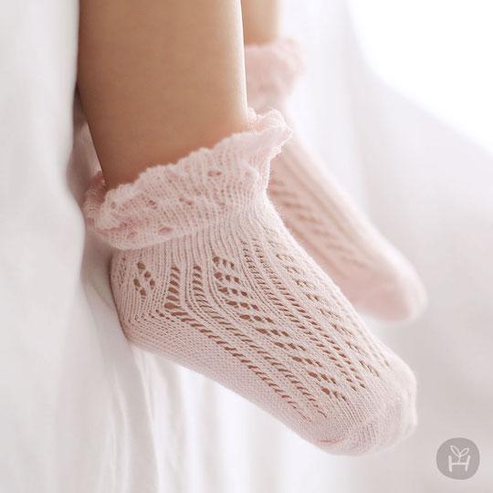 Blossom Summer Baby Ankle Socks