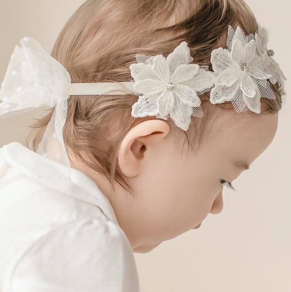 Happy Prince Baby Hairband