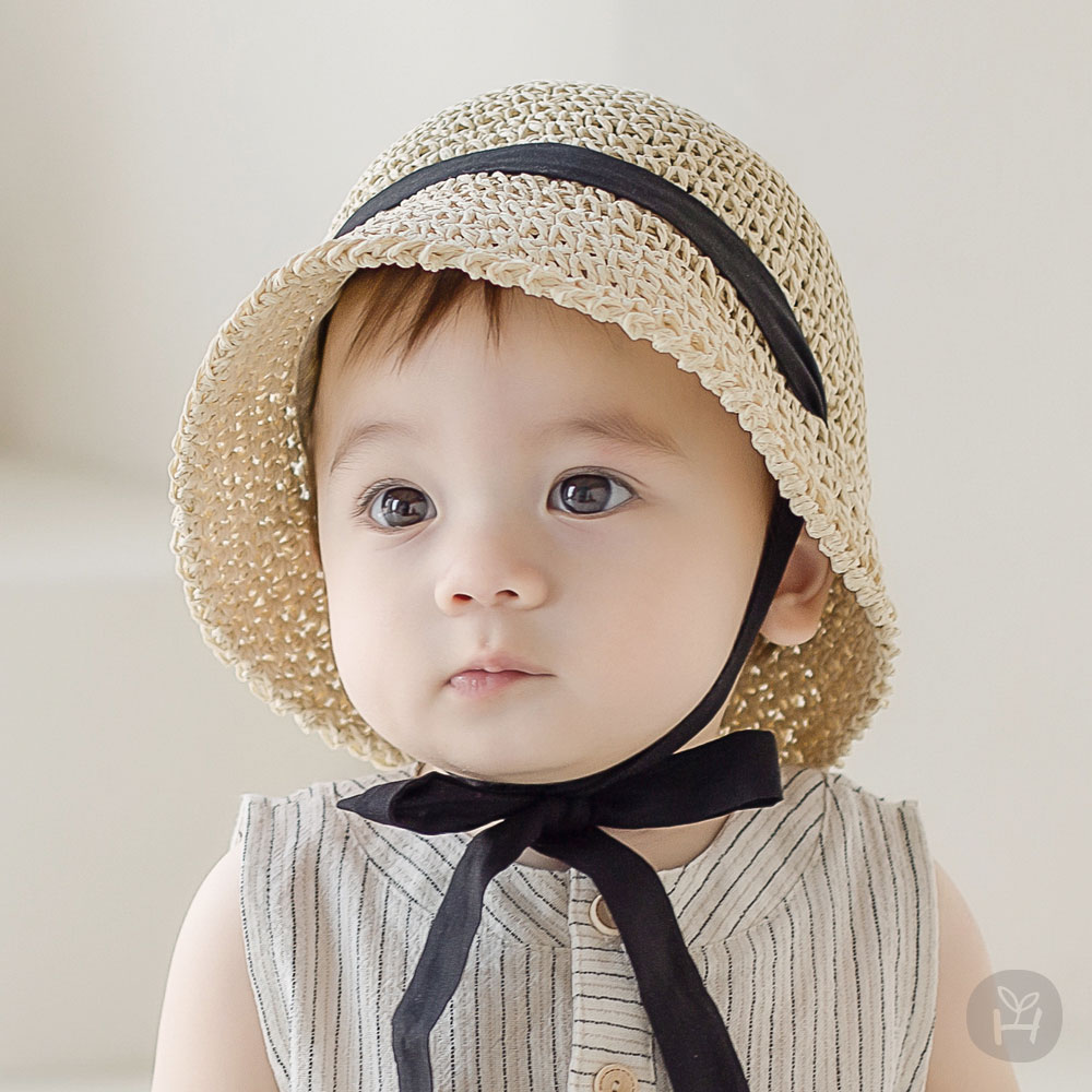 Torry Baby Straw Hat