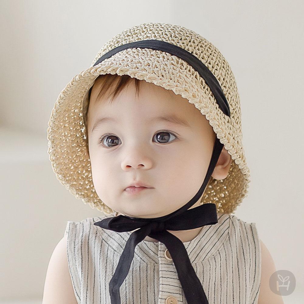 Torry Baby Straw Hat