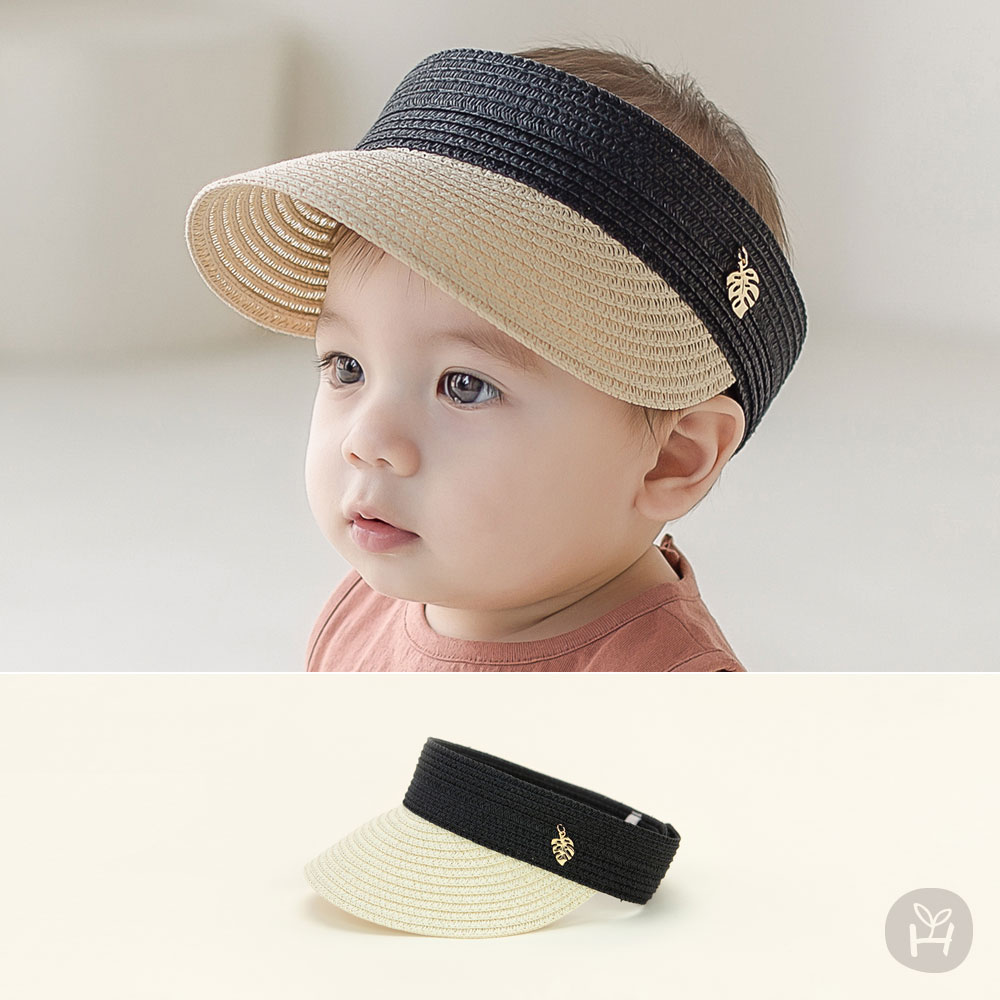 Toote Baby Straw Sun Cap