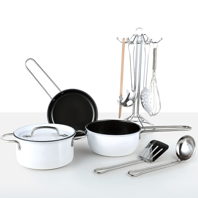 Stainless Cookware set (11pcs)
