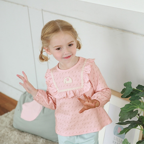 Henie Day Pink Four Season Loungewear