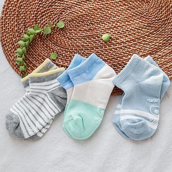Cony Boy Socks 3 set (3-8Y)