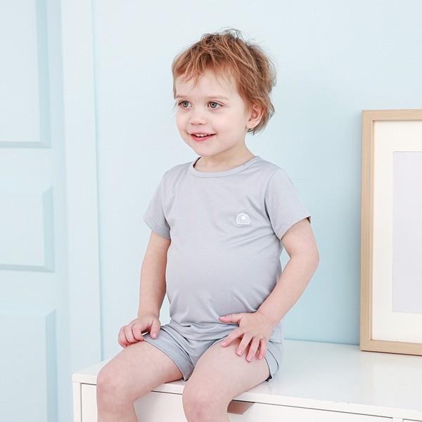 Cool Air Grey Summer Loungewear