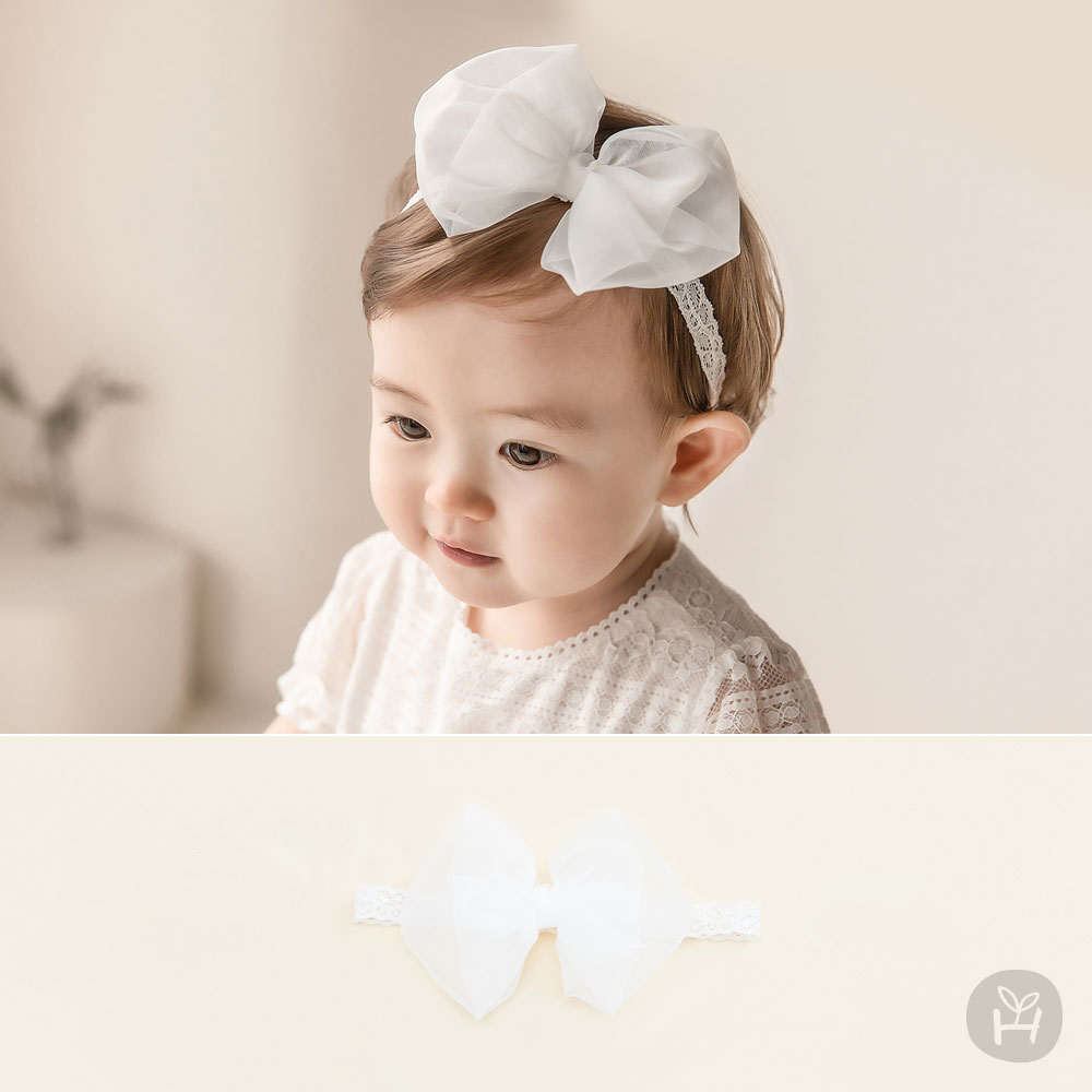 Audrey Baby Hairband