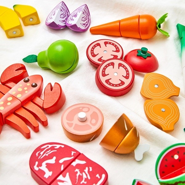 Chef Cutting Toy (21 pcs)