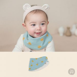 Happy Prince Ruben Baby Bananabib
