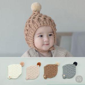 New Coney Elf Bell Knitting Hat