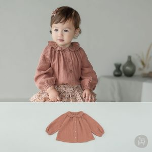 Happy Prince Catherine Baby Blouse