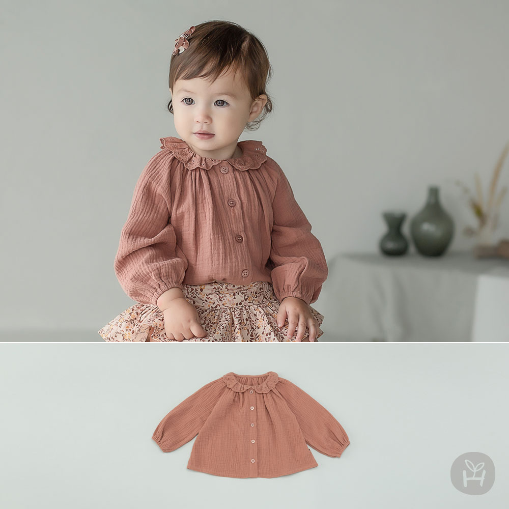 Catherine Baby Blouse