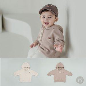 Ali Hood Baby Sweatshirt