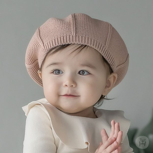 Ready Knit Baby Beret
