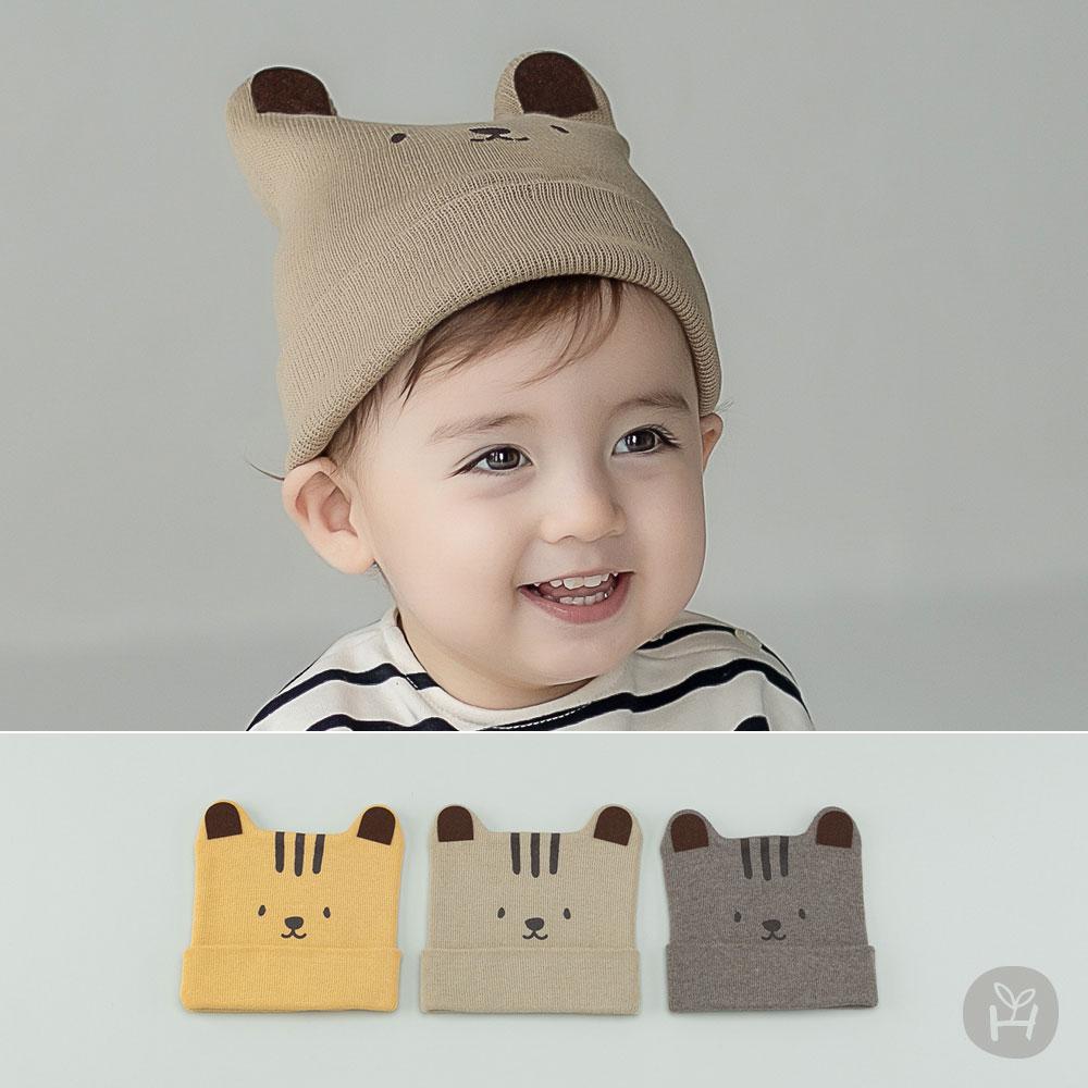 Hidden Baby Beanie