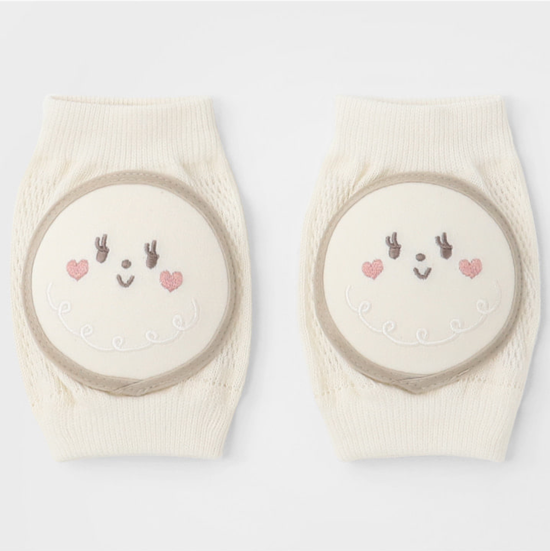[Double Cushion] Vanilla Knee Protection Pads