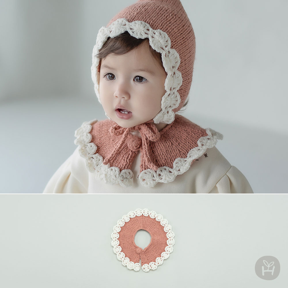 Miley Knit Baby Cape