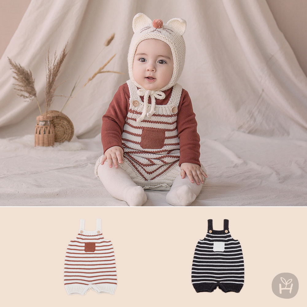 Anna Knit Overall