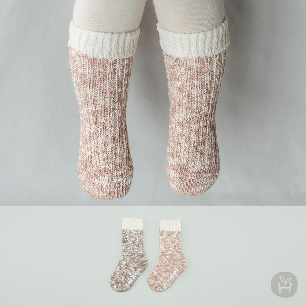 Elon Knit Baby Knee Socks