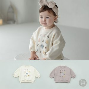 Ross Fleece Lined Baby Sweatshirt