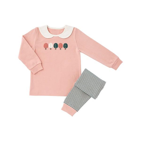 Ellie Pink Baby Lounge Set