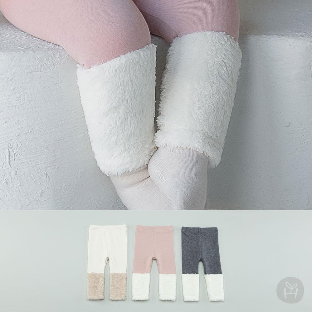 Jude Fleece Lined Baby Leggings