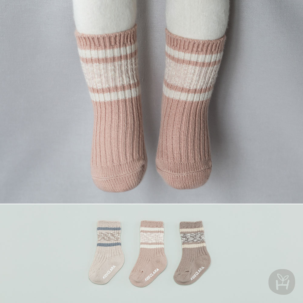 Willo Knit Baby Socks