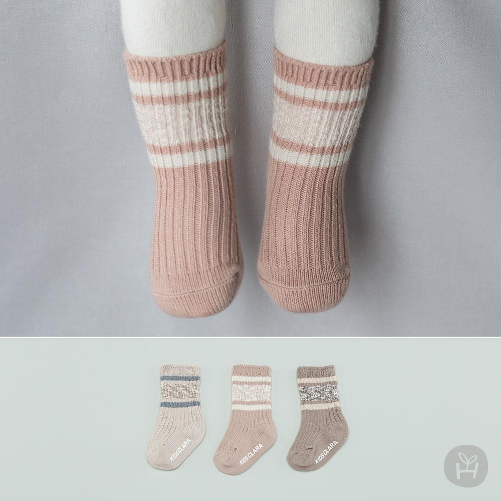 Willo Knit Baby Socks