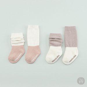 Niffler Winter Baby Socks
