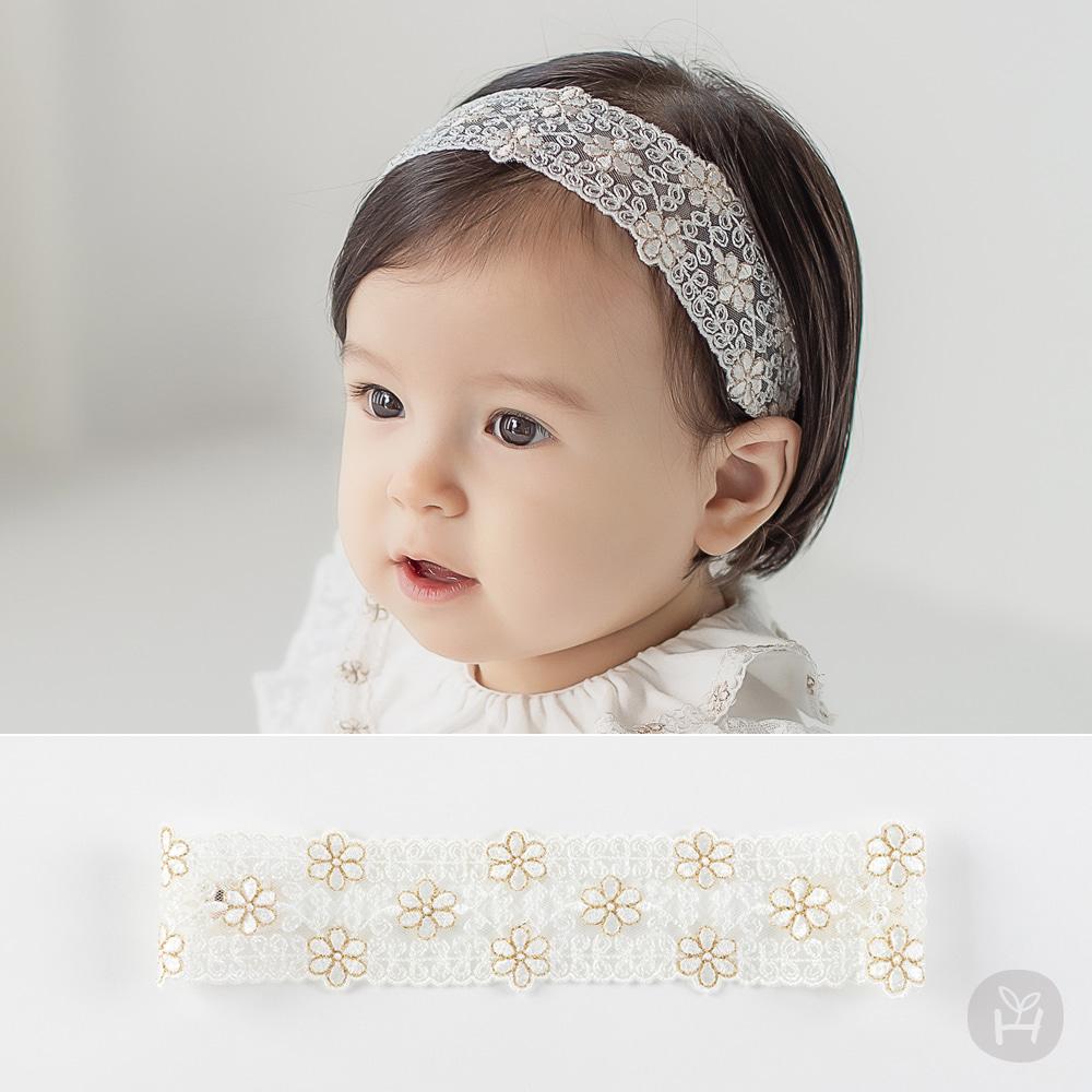 Lovren Lace Baby Hairband