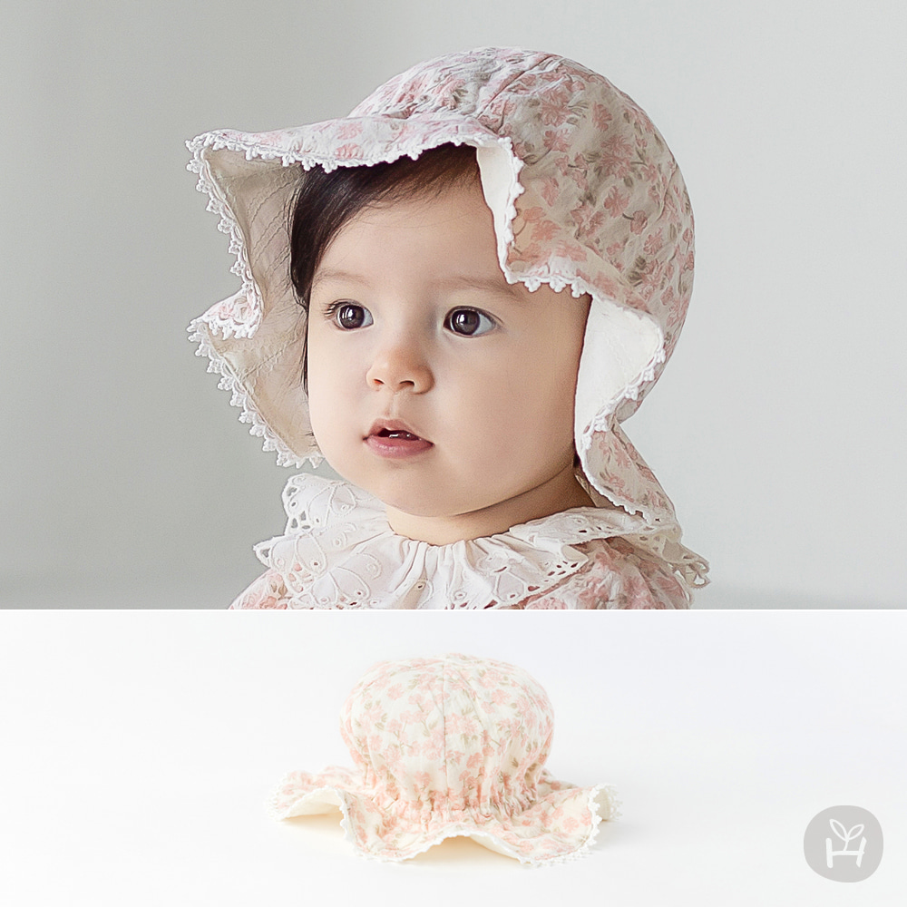 Phoebe Reversible Baby Sun Hat
