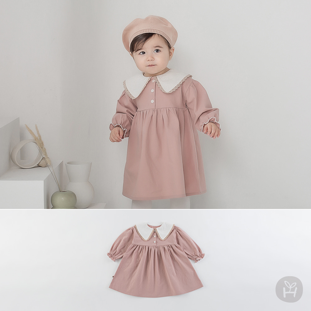Lavender Baby One-Piece